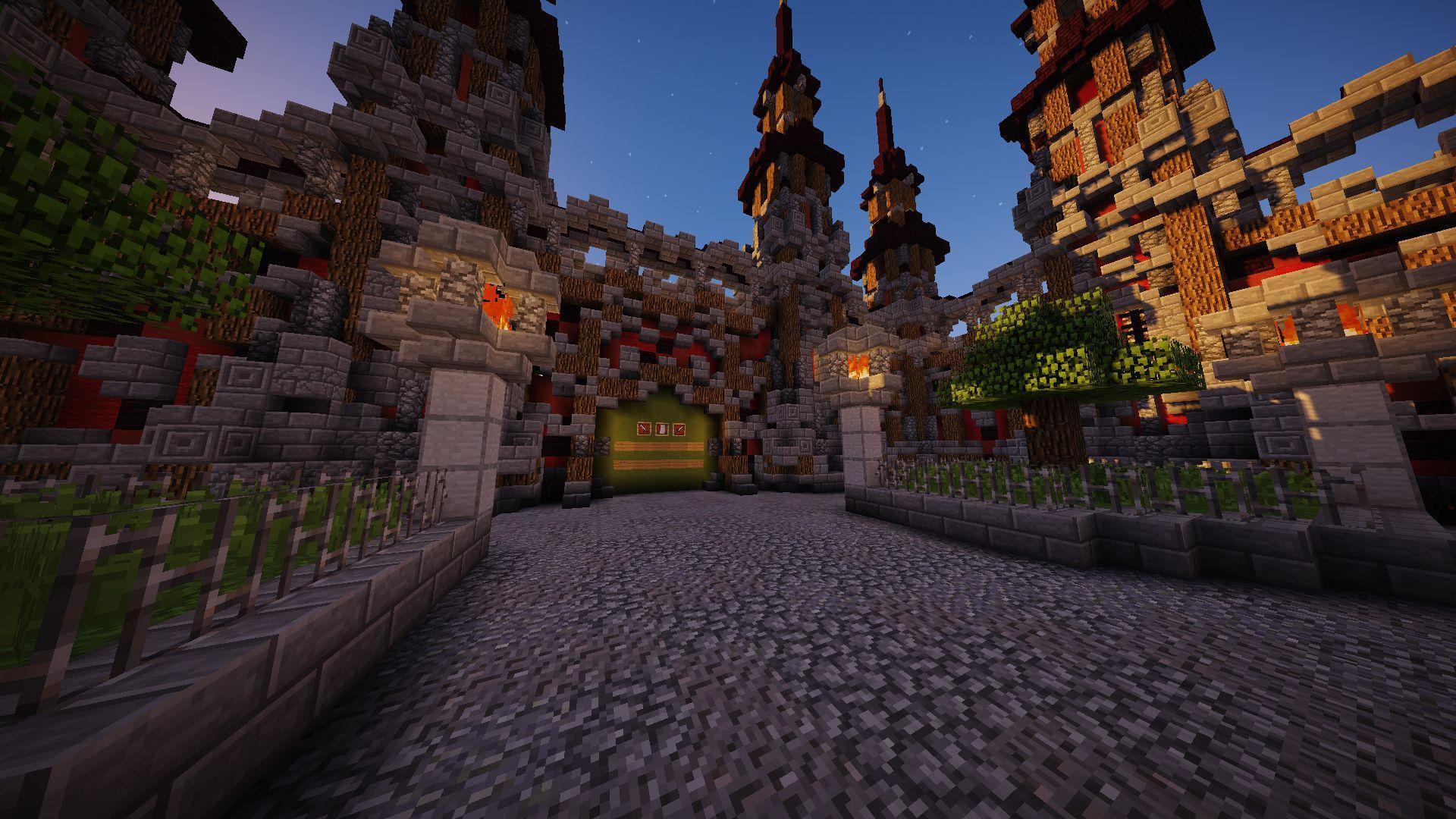 Minecraft портал, скачать клиент minecraft 1.4.6,1.4.7,1.6 ...